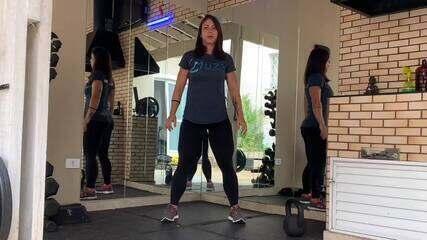 Minuto Esporte RPC: treino com alta carga metabólica para ajudar no condicionamento físic