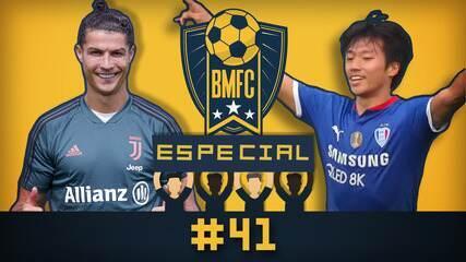 BMFC Especial #41: CR7 de volta à Juventus, e golaço na Coreia do Sul