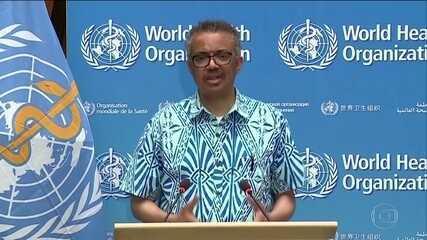 Assembleia Mundial da Saúde termina em meio a agravamento da tensão entre EUA, OMS e China
