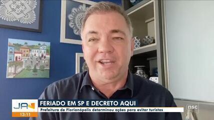 Prefeitura da capital publica decreto após antecipação de feriados em São Paulo