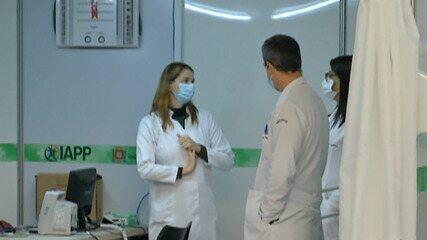 Hospital de Campanha para atender Covid-19 começa a funcionar nesta quinta em Ferraz