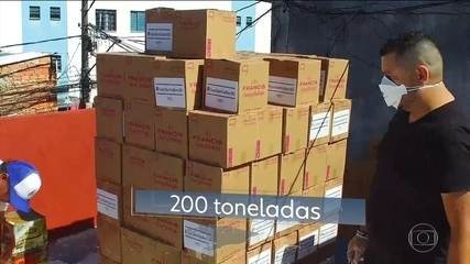 Solidariedade S/A: doação para construção de hospitais, equipamentos e medicamentos