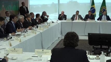 Veja trechos do vídeo da reunião ministerial no Palácio do Planalto (parte 7)