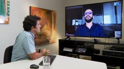 Alan Coelho explica a importância da internet para os negócios