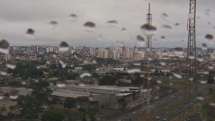 Após mais de 30 dias, cidades do noroeste paulista registram chuva e queda nas temperatura