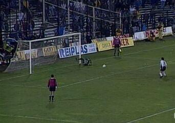 Baú do Esporte: Cruzeiro vence o Sporting Cristal e é bicampeão da Libertadores em 1997