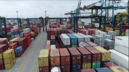 Exportações do agronegócio brasileiro crescem 6% entre janeiro e abril