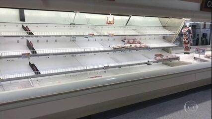 Produção de carne bovina nos Estados Unidos cai 21% em abril por conta do coronavírus