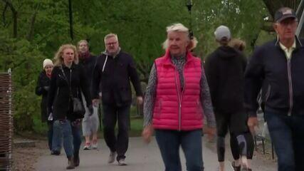Sem medidas de restrição, Suécia tem alta taxa de mortalidade