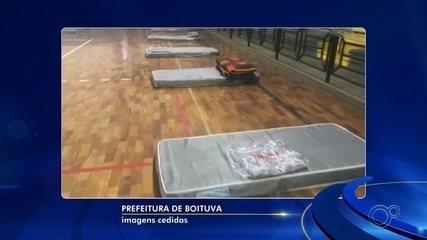 Boituva e Itapetininga abrem espaços para acolher moradores de rua durante frio intenso