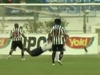 Tupi vence o Cruzeiro pelo Campeonato Mineiro de 2010
