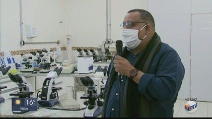 Laboratório de universidade em Passos vai aplicar testes para a Covid-19