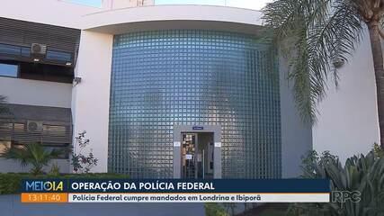 Operação da Polícia Federal contra produção de informações falsas
