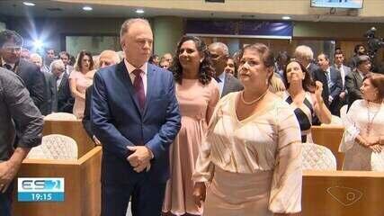 Primeira-dama do ES é internada após  agravamento de sintomas da Covid-19