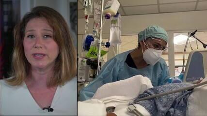 EUA atingem a marca de cem mil mortes por coronavírus
