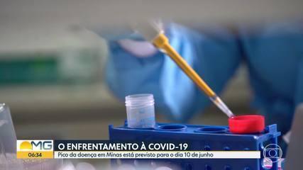 Mais de oito mil mineiros já foram infectados pelo novo coronavírus