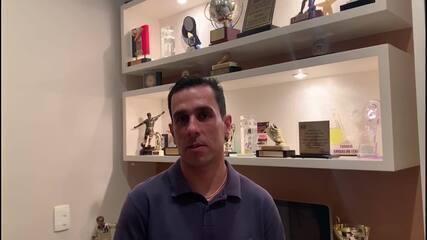 Tatu fala sobre o título da Ulbra na Liga Nacional de Futsal 2003