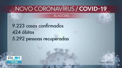 Sobe para 424 o número de mortes de coronavírus; uma bebê de 7 meses está entre os mortos