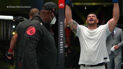 Melhores Momentos de Augusto Sakai x Blagoy Ivanov no UFC: Woodley x Durinho.