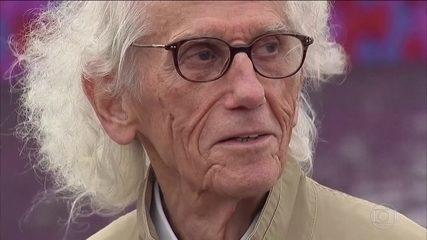 Morre, aos 84 anos, o artista plástico búlgaro Christo