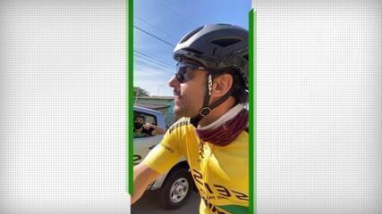 Fred encerra o primeiro dia da maratona rumo ao Fluminense