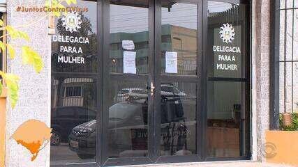 Marido que teria agredido médica durante o parto da esposa em Pelotas presta depoimento