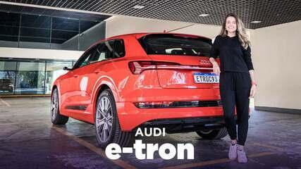 Audi e-tron: as tecnologias do SUV (elétrico) mais caro da marca