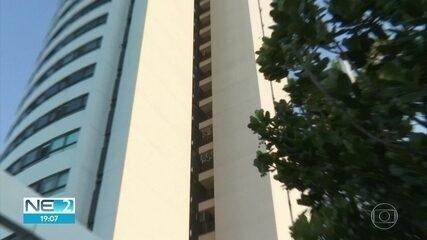 Menino de 5 anos morre ao cair do nono andar de prédio no Centro do Recife