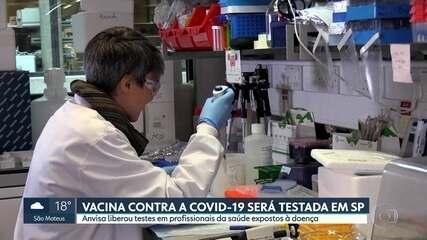 Profissionais de saúde serão testados pela Unesp com vacina em teste de Oxford, Inglaterra