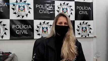 Presa mãe de jovem suspeita de mandar matar o pai em Segredo