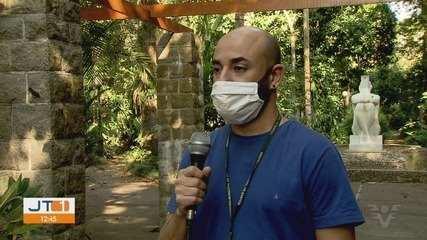 Parques de Santos tem programação online de educação ambiental