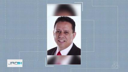 Vereador Edésio Fernandes morreu em Porto Velho nesta sexta-feira, 5
