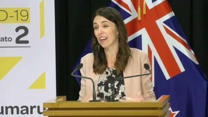 Nova Zelândia anuncia que não tem mais casos de Covid-19