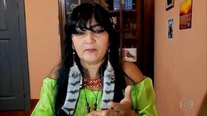 Pedro Bial conversa com Milena Kokama sobre como manter o distanciamento social