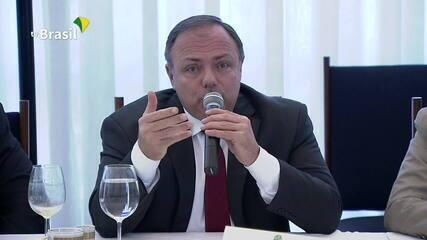 Ministério da Saúde volta a divulgar dados acumulados da Covid-19