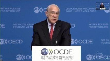OCDE afirma que economia mundial vai ter a maior queda da história em tempos de paz