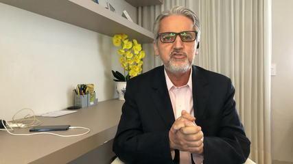 Valdo: Alcolumbre devolve para o Planalto MP sobre reitores
