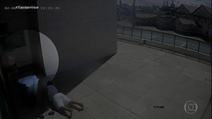 Imagens inéditas de edifício mostram cronologia da tragédia com menino Miguel