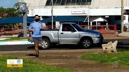 Assista à reportagem sobre a história de Márcio Ribeiro, exibida pelo Bom Dia Fronteira