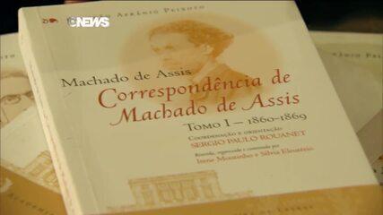 Sergio Paulo Rouanet comenta a 'Correspondência de Machado de Assis'