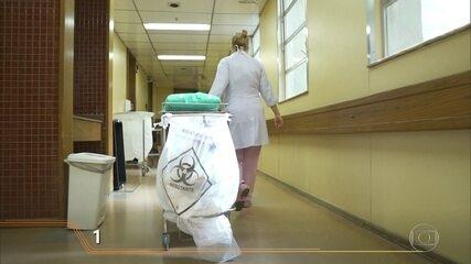 Pesquisa do Conselho Federal de Enfermagem aponta que 201 enfermeiros morreram de Covid-19