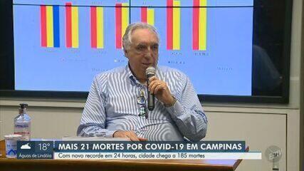 Coronavírus: após novo recorde de mortes, Campinas transforma UPA em unidade exclusiva