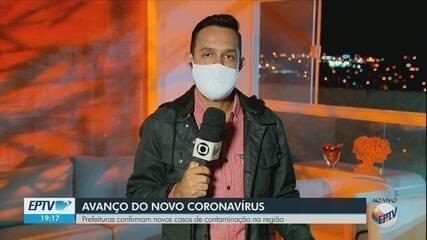 Ernane Fiuza atualiza os casos de coronavírus confirmados no Sul de Minas