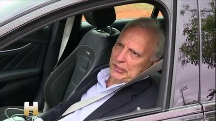 Empresário Luís Felipe Belmonte presta depoimento na Polícia Federal em Brasília