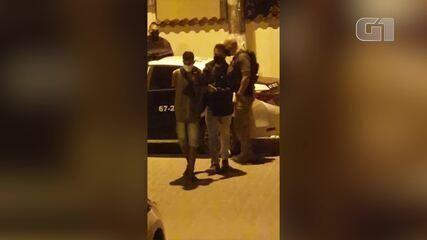 Jovem Foragido da Justiça é preso em Araruama por roubo majorado e corrupção de menores