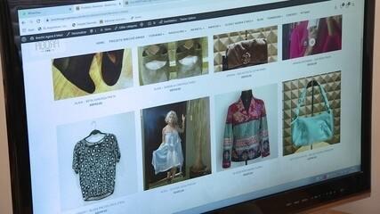 Brechó recupera parte de faturamento com parcerias e digitalização da loja