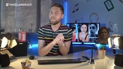 """Rafael Ristow traz o que """"Tá Bombando"""" na internet"""
