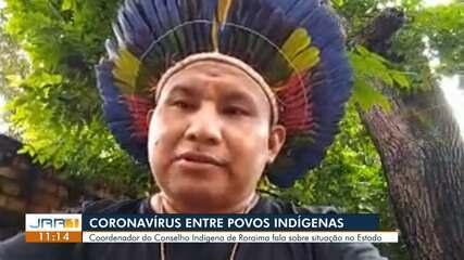 Mais de 300 indígenas foram diagnosticados com covid-19 em Roraima