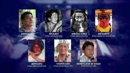 Índios são vítimas do coronavírus na Amazônia