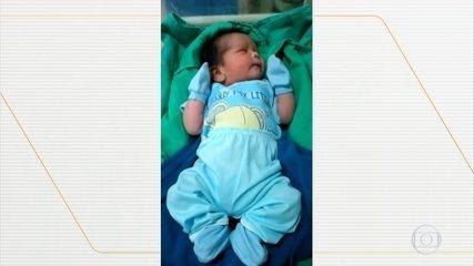 Polícia investiga sumiço de bebê de maternidade em Belém
